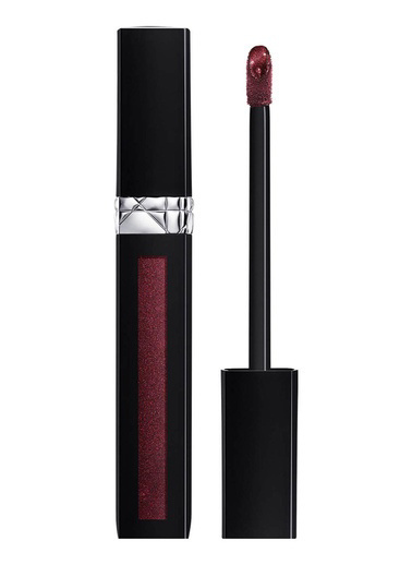 Dior Dior Rouge Liquid 895 Fab Satin Ruj Bordo